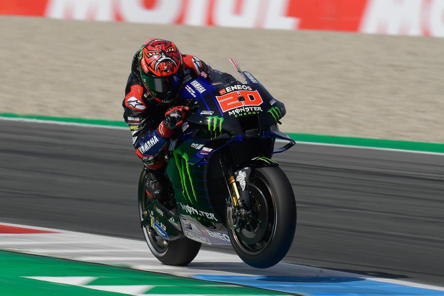Fabio Quartararo, Monster Energy Yamaha MotoGP, Motul TT Assen