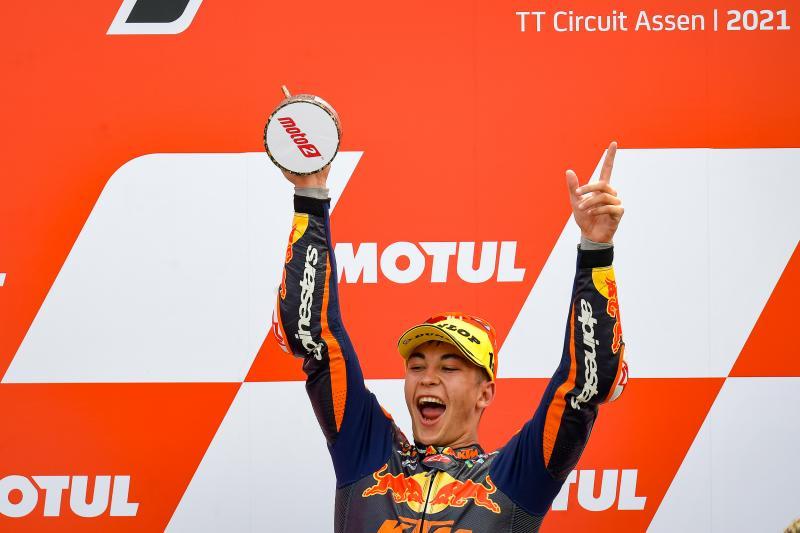 KTM簽下Raul Fernandez成為2022 Tech3車手陣容1081