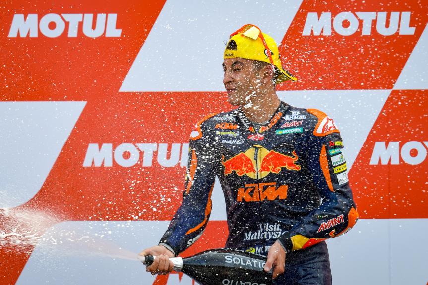 Raul Fernandez, Red Bull KTM Ajo, Motul TT Assen