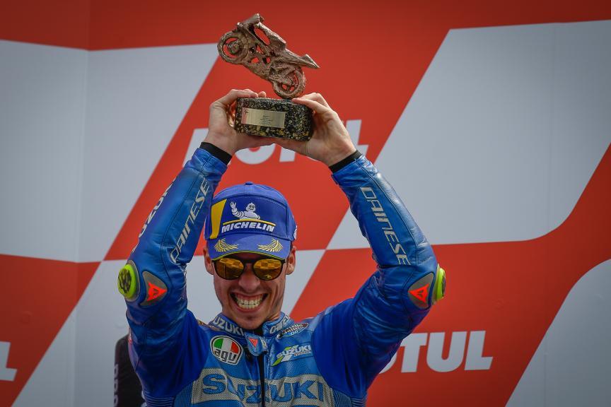 Joan Mir, Team Suzuki Ecstar, Motul TT Assen