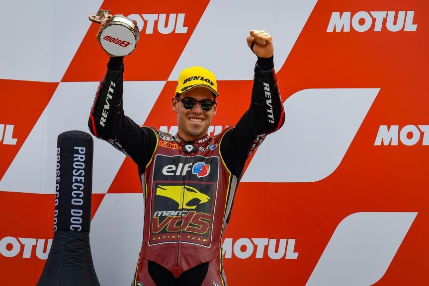 Augusto Fernandez, Elf Marc Vds Racing Team, Motul TT Assen