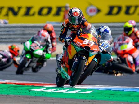 Moto3, Race, Motul TT Assen