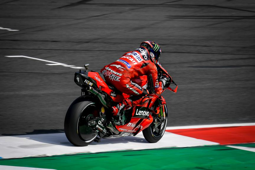 Francesco Bagnaia, Ducati Lenovo Team, Motul TT Assen