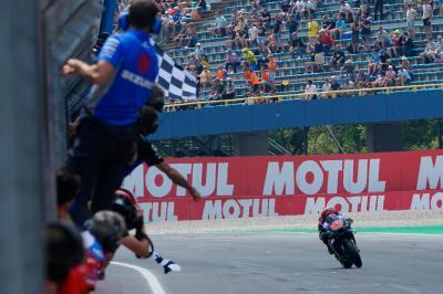 GRATIS: La última vuelta de MotoGP™ en Assen