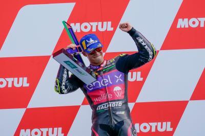 MotoE™ Rennen: Granado bezwingt den WM-Führenden