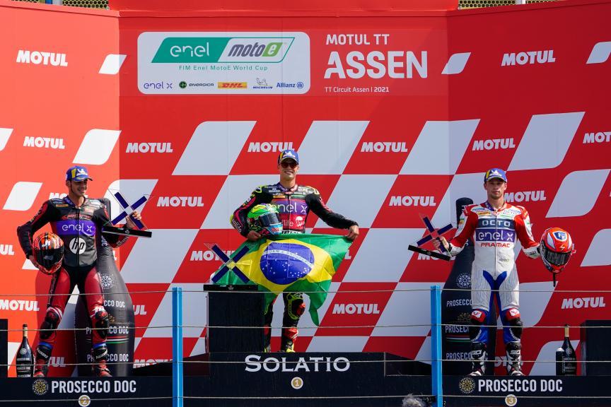 Eric Granado, Jordi Torres, Alessando Zaccone, Motul TT Assen