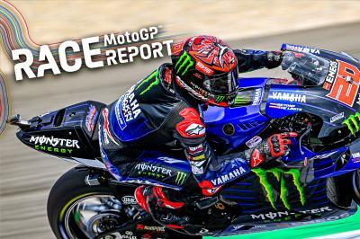 MotoGP™ : Récital de Quartararo à Assen !