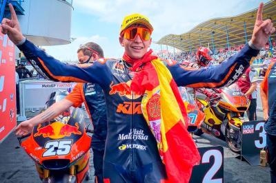 Moto2™ : Nouveau doublé du Red Bull KTM Ajo