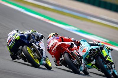 GRATIS: Il fenomenale giro finale della Moto3™ al TT