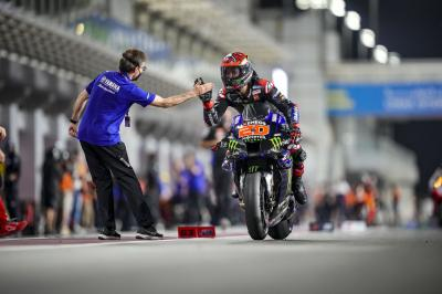 Die bisherige Saison: Der Doha Grand Prix