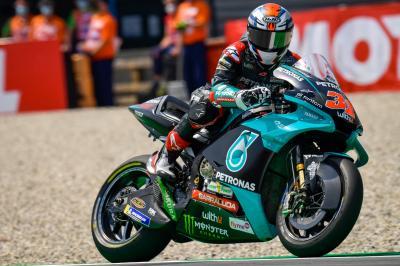 Gerloff descrive la sua prima gara in MotoGP™