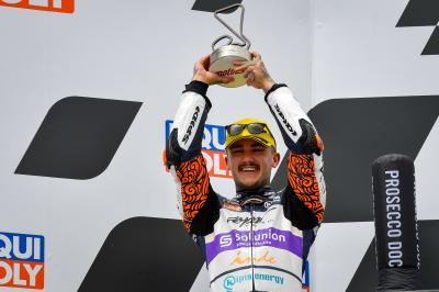 Canet und Pons Racing bestätigen Zweijahresvertrag