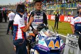 Aron Canet, Inde Aspar Team, Motul TT Assen