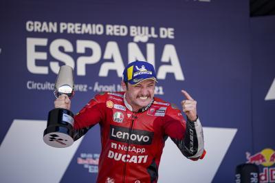 La temporada hasta ahora: Gran Premio de España