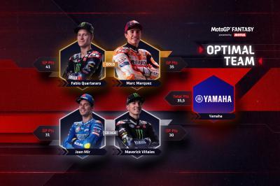 『MotoGP™ファンタジー』~アッセンのベストチームは?