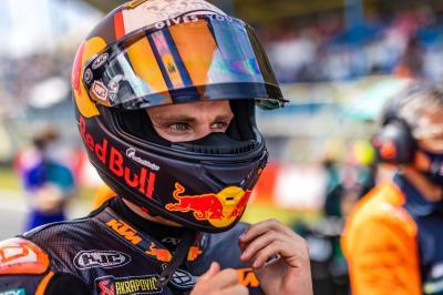 Was wirklich passiert: Der MotoGP™ Pressetag mit Brad Binder