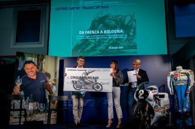 Gresini Racing dona tre simulatori all'Ospedale Maggiore