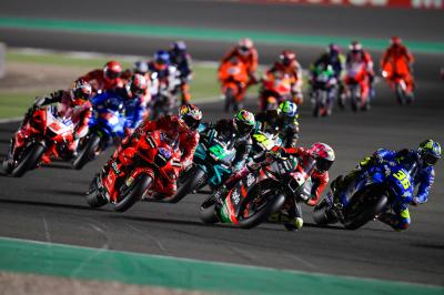 Bisherige Saison: Zusammenfassung des Grand Prix von Qatar