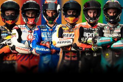 Pilotos a seguir el resto de la temporada: MotoGP™