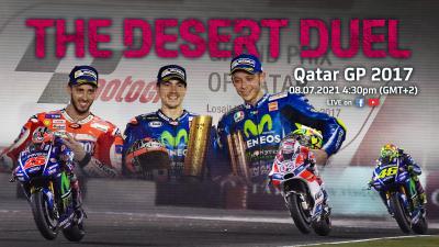 Revivez le GP du Qatar 2017 !