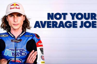 Red Bull's Rennwochenende: Joe Roberts beim SpanienGP