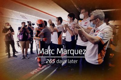 Marc Márquez: 265 días después