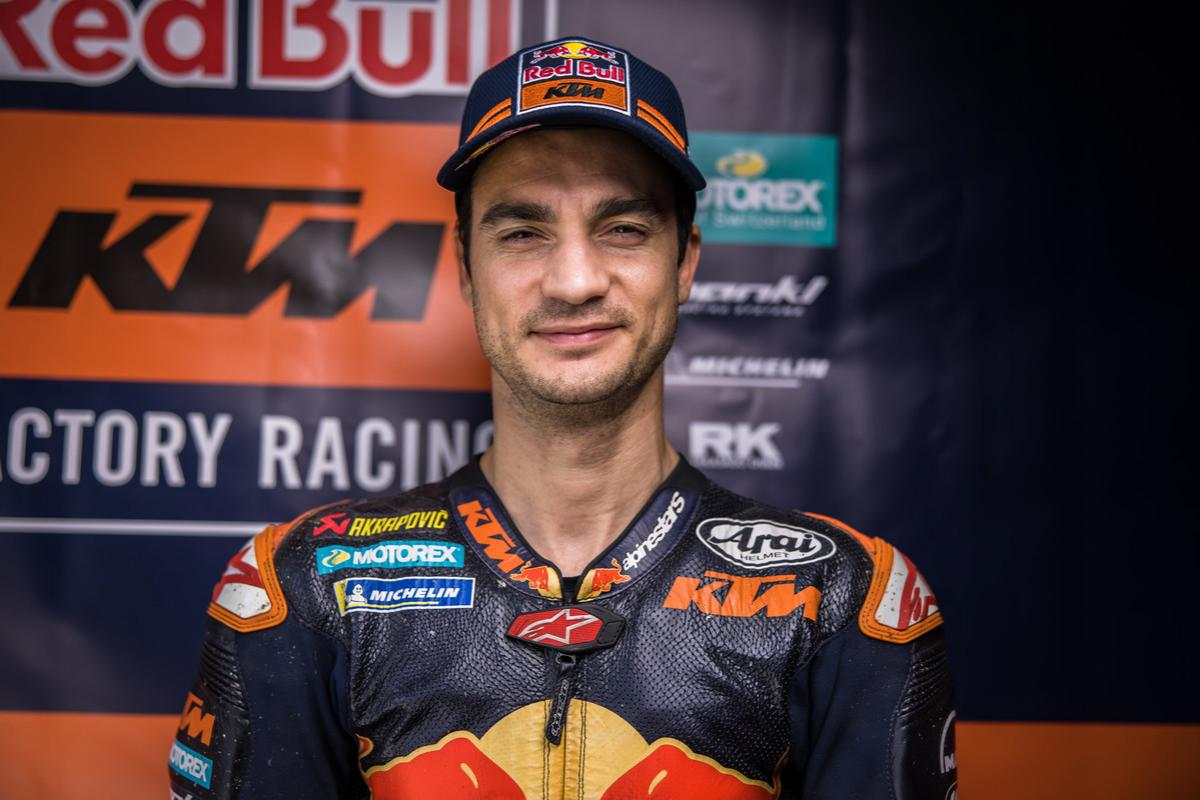 Pedrosa Confirmed To Make Wildcard Appearance In Austria Motogp