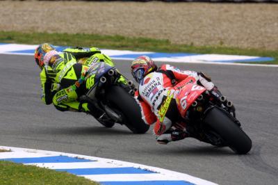 NEW Classic race: Spanish GP 2001