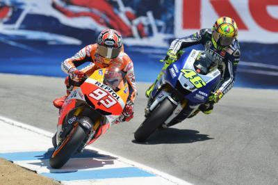 Accadde oggi: Marquez, Rossi e il Cavatappi