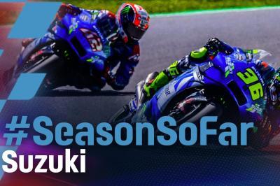 Season So Far: Team Suzuki Ecstar