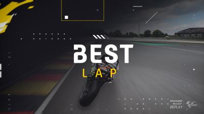 MotoGP™ eSport Rising Stars: Sachsenring's Best Lap