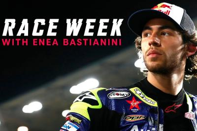 Red Bull's Race Week : Bastianini au GP d'Allemagne