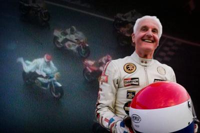 Assen '77: The White Giant, Mr TT and Sheene's magic potion