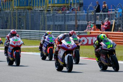 MotoE™ Tech Insights: Racing without a gearbox