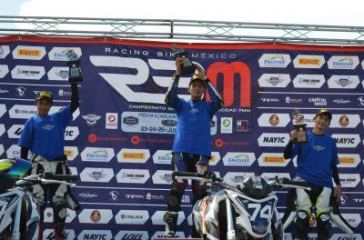 ITALIKA Racing: Colombia conquista el serial juvenil