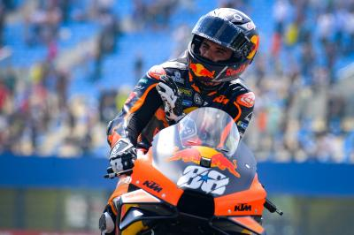 How did KTM go from outsiders to outstanding in five races?