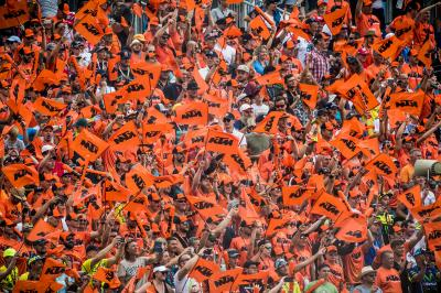 Welcome to KTM country! MotoGP™ returns to Styria