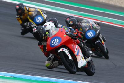 The Northern Talent Cup revs up for the Red Bull Ring