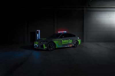 BMW i4 M50, la nuova Safety Car della MotoE™
