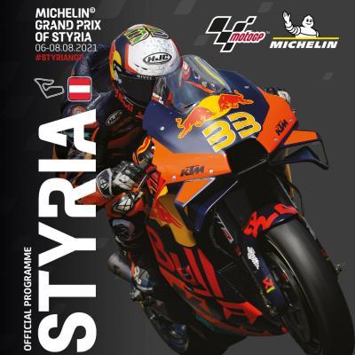 #MotoGP is finally back in Styria after the summer break!