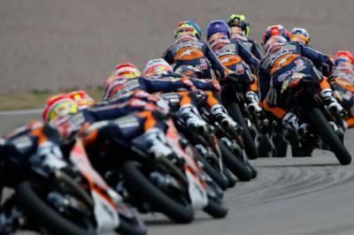 Escale en Styrie pour la Red Bull MotoGP Rookies Cup