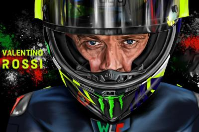 Social Media reacts to Rossi