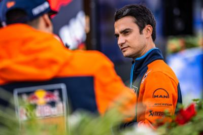 Pedrosa proud of his role in KTM's meteoric rise