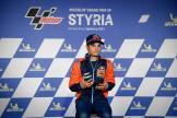 Press-Conference Dani Pedrosa, Michelin® Grand Prix of Styria