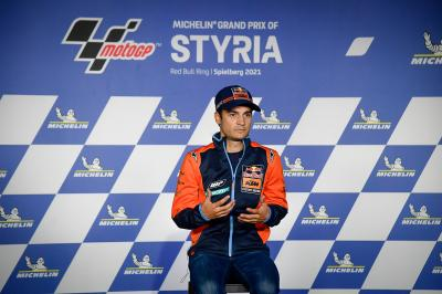 Full Press Conference: Dani Pedrosa returns to MotoGP™