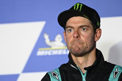 'I'm back already!' - Crutchlow excited for racing return