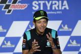 Press-Conference Valentino Rossi, Michelin® Grand Prix of Styria