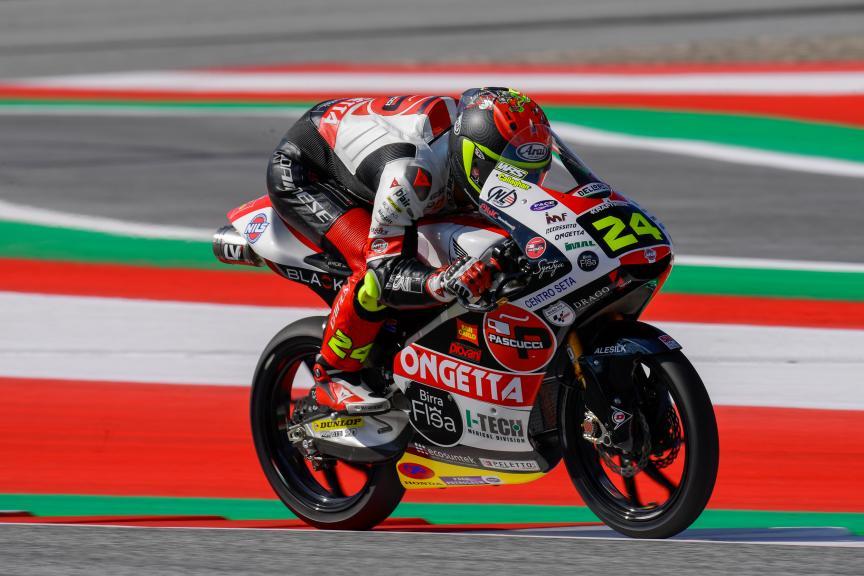 Tatsuki Suzuki, Sic58 Squadra Corse, Michelin® Grand Prix of Styria