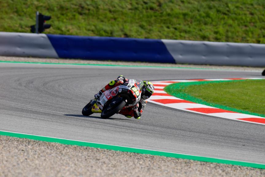 Lorenzo Fellon, Sic58 Squadra Corse, Michelin® Grand Prix of Styria