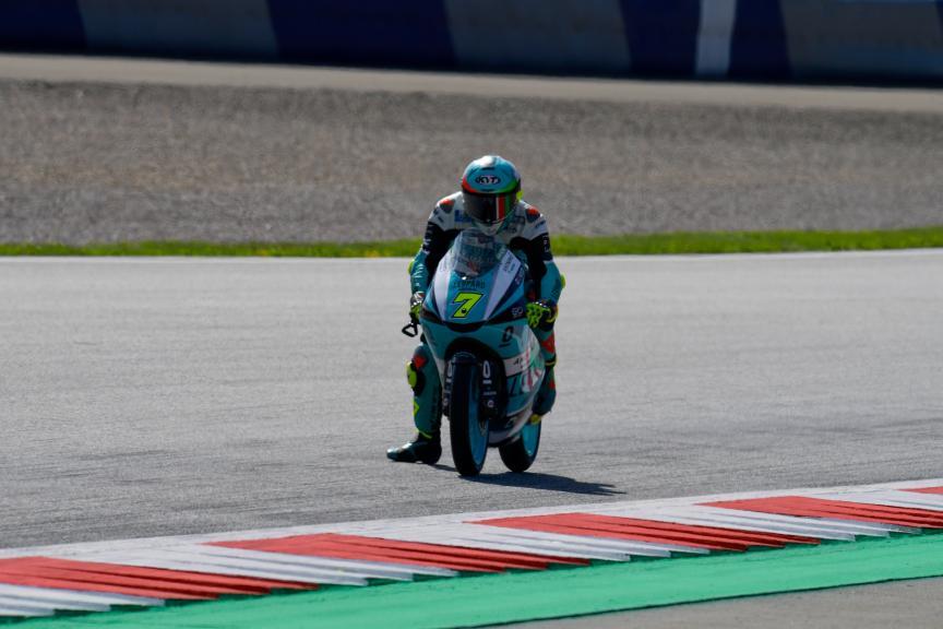 Dennis Foggia, Leopard Racing, Michelin® Grand Prix of Styria